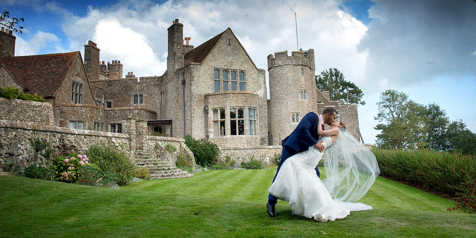 Lympne_Castle